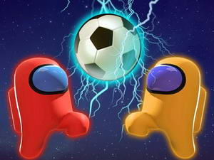 2 Player Among Soccer