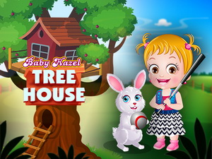 Baby Hazel Tree House