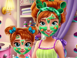 Ice Princess Mommy Real Makeover