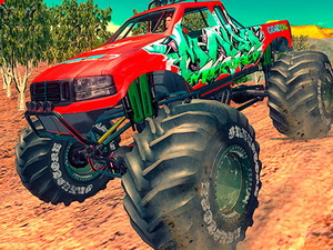 Monster 4x4 Offroad Jeep Stunt Racing 2019