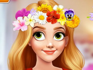Princess Flower Crown