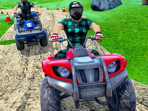ATV Bike Simulator 2020