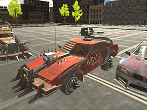 Battle Cars 3D