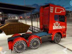City & Offroad Cargo Truck