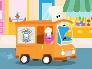 Cookie Monsters: Foodie Truck