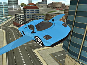 Flying Car Simulator
