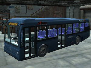 HillSide Bus Simulator 3D