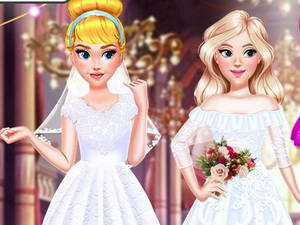 Princess Wedding Dress Design
