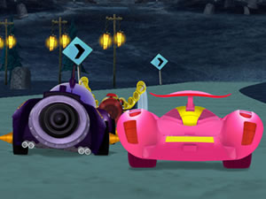 Wacky Races: Highway Heroes
