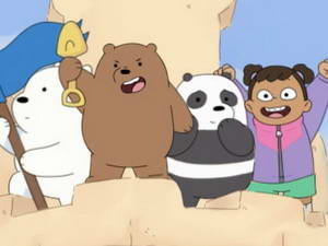 We Bare Bears: Defend the SandCastle!
