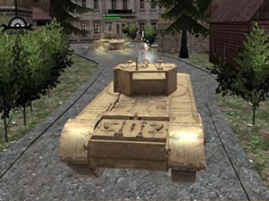 WW2 Modern War Tanks 1942