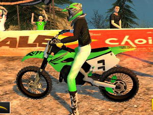 Xtreme Dirt Bike Racing